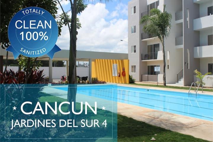 Departamento Vacacional Cancún