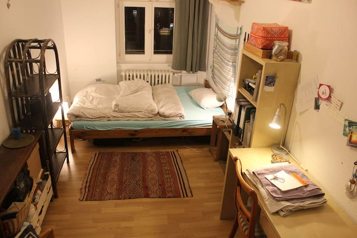 lovely room in the heart of Kreuzberg/Berlin - Berlin - Apartmen
