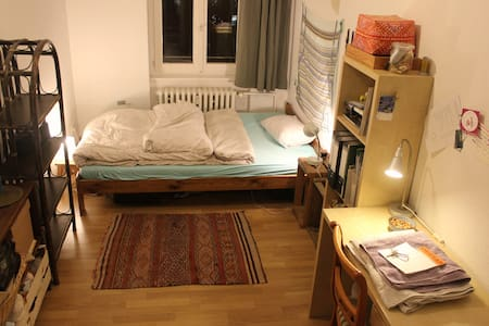 lovely room in the heart of Kreuzberg/Berlin - Berlijn - Appartement