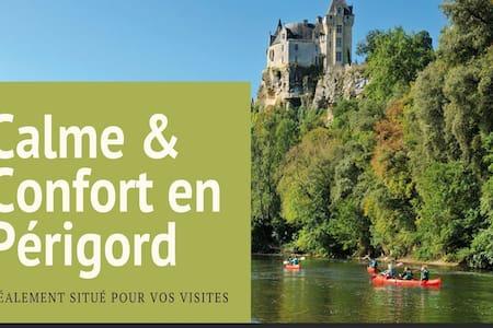 Calme et confort en Périgord - Carsac-Aillac - Haus