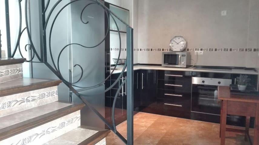 Casa Martel - Montecorto - Haus