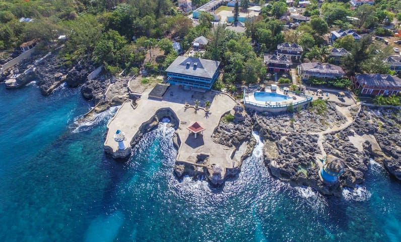 Negril Escape Resort & Spa - Negril - Penzion (B&B)