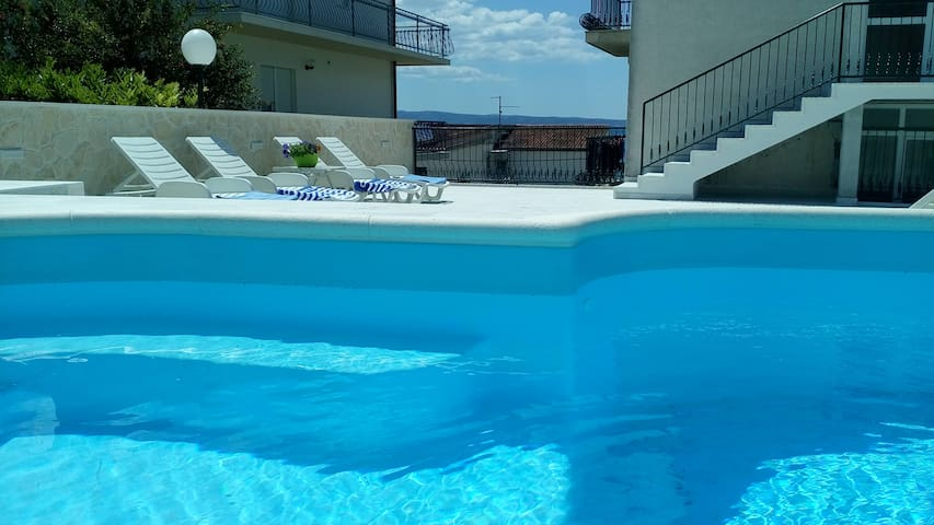Villa Ante Split Podstrana - SWIMMING POOL 5