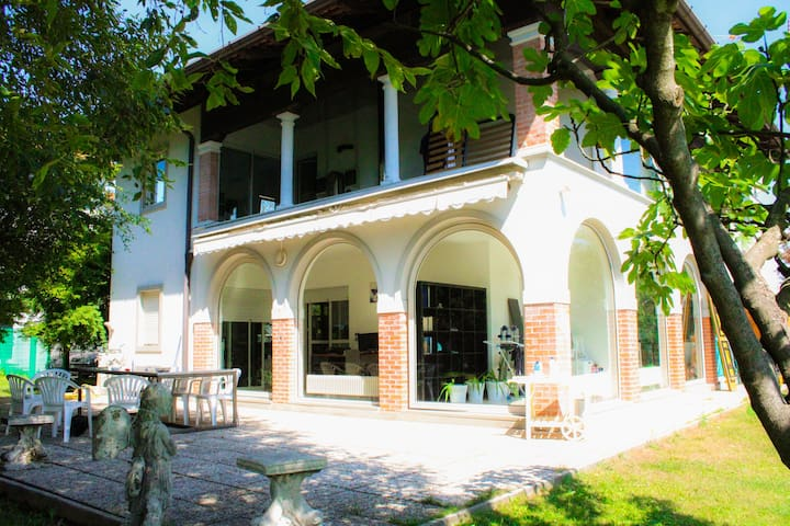 A casa Damiani :)