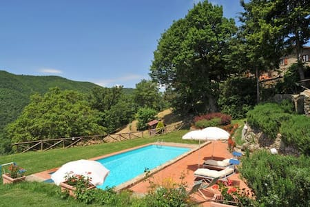 Luxury Watermill Villa near Florence - Londa - 別荘