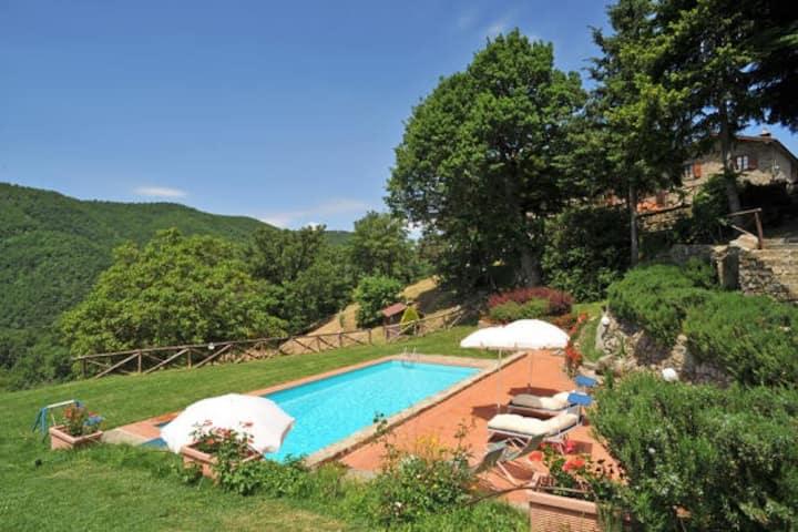 Luxury Watermill Villa near Florence