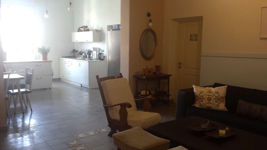 Beautiful Spacious Apartment Near The Beach - Tel Aviv-Yafo - Appartement