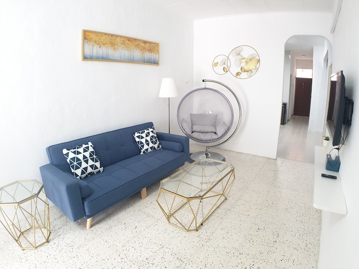 2Z Homestay, Landed House, Nordic Style, Penang
