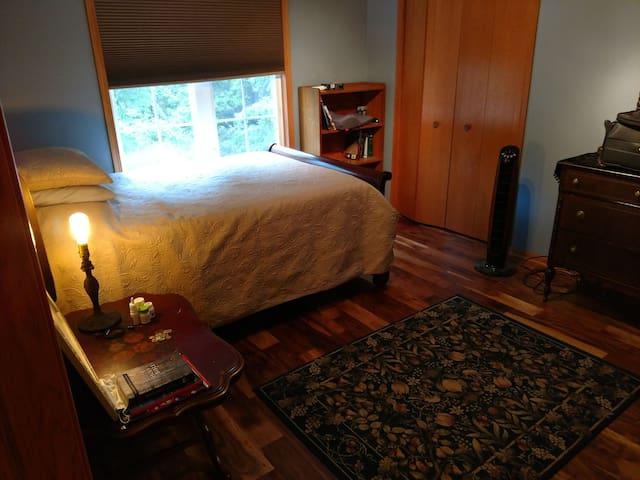 Comfortable, convenient Room