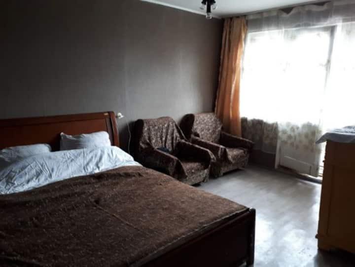 Квартира с удобным расположением