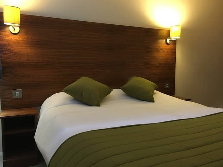 Twin room - Stockwood Hotel