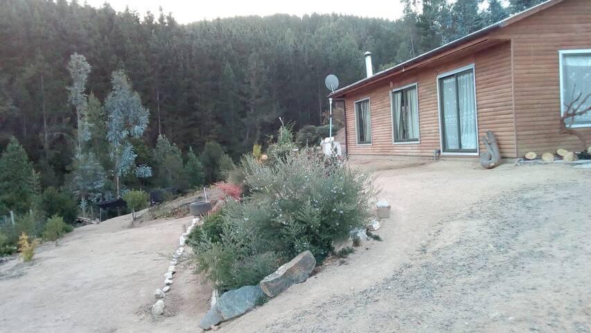 Habitación casa de campo, a 10 minutos del pueblo