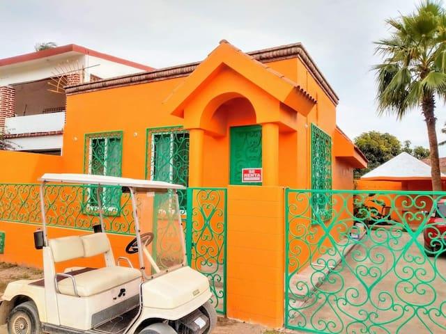 Stone Island Paradise Home