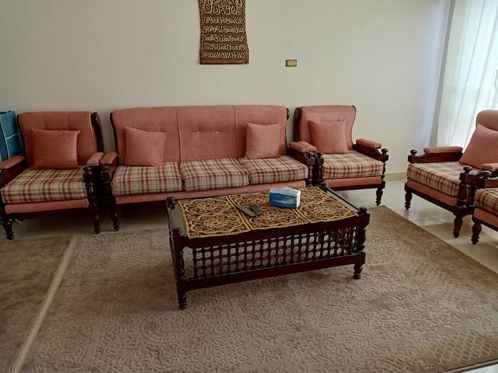 Enjoy at cozy and family style just For Egyptians