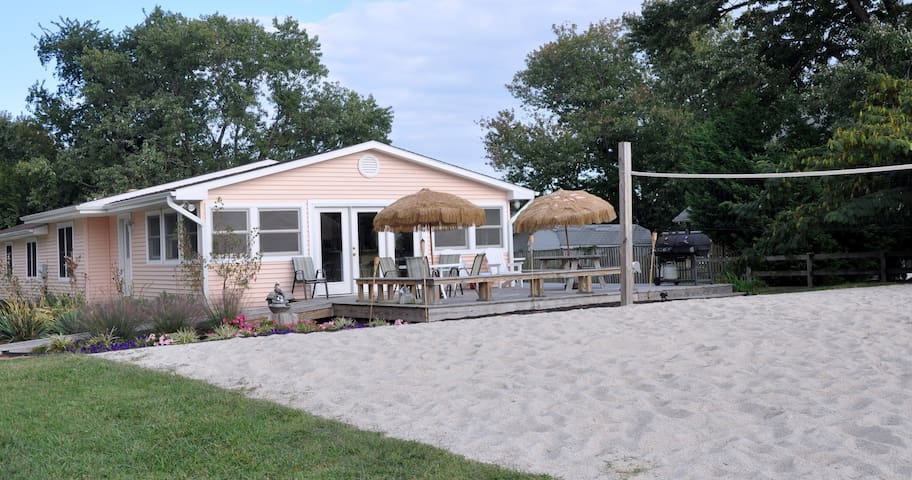 Kent Island Beach House - Stay&Play Chesapeake Bay - Stevensville - Hus