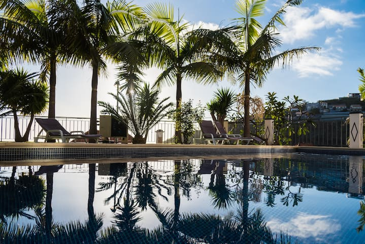 Sea View-Casa de Sonho-Heated pool