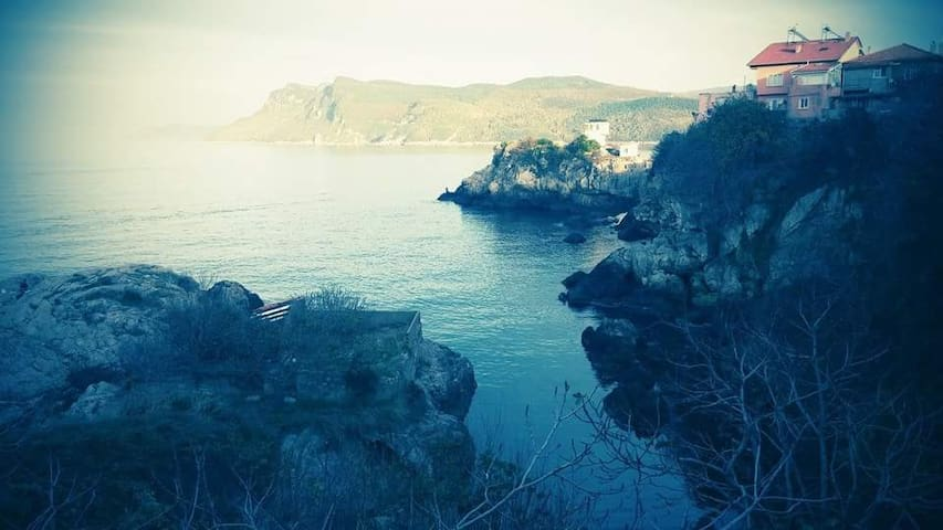 KUŞNA PANSİYON