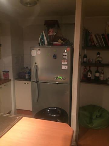 Departamento excelente y cómodo - Lo Espejo - Apartament