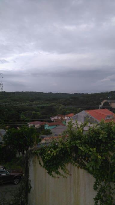 Vista do Parque Tingui