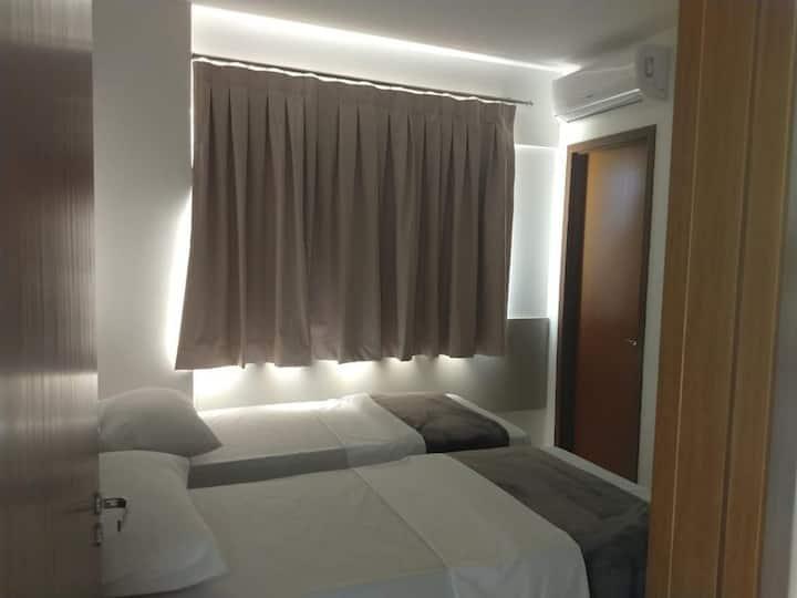 Condomínio Evian em caldas novas - Apt 2 quartos