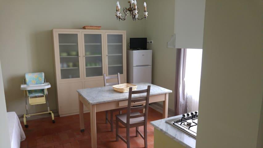 La Casa sul Borgo - Green Apt. - Lapedona - Apartemen