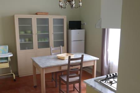 La Casa sul Borgo - Green Apt. - Lapedona
