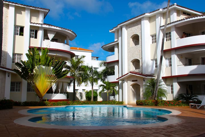 COMFORTABLE APARTMENT IN BAVARO - Punta Cana - Appartement