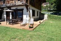 Appartement 44m² vue Mont Blanc exceptionnelle