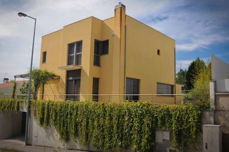 Peace, calm  and tranquility - Gondar-Amarante - บ้าน