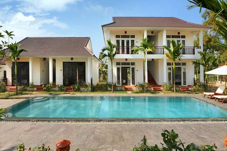Green Areca Villa/ Travel Villa - tp. Hội An