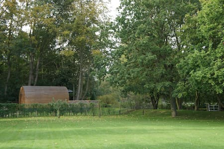 Kingsley Glamping Pods - The Beech Pod