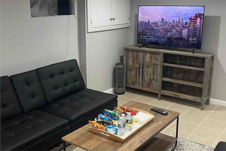 Cozy Apartment near airport (20 min to NYC)