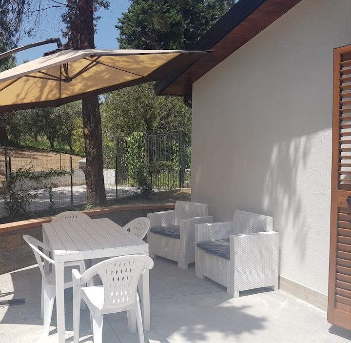 Nuovissimo miniappartamento nel Cilento