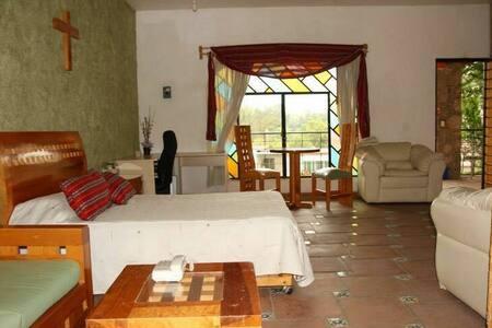 Hotel boutique ,Spa & Garden - Tepotzotlán - Vila