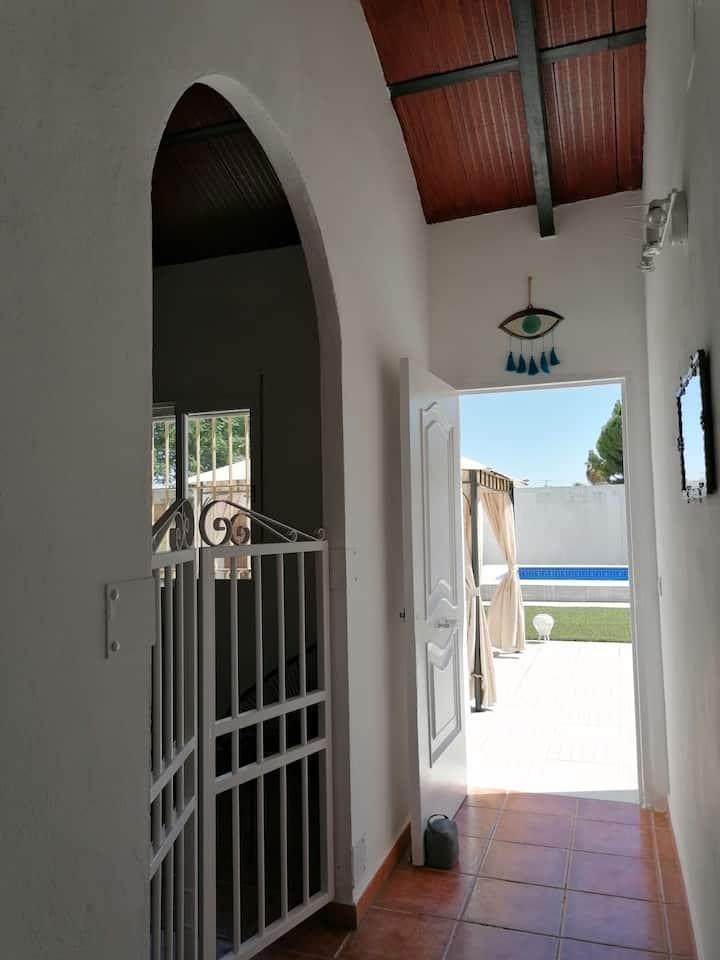 Villa andalouse Roxane