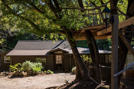 Mix Canyon Retreat - Vacaville - Talo