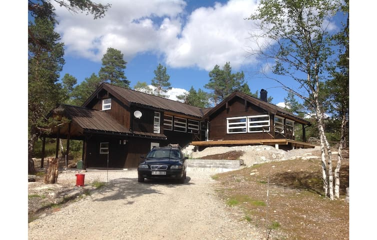 Holiday cottage with 3 bedrooms on 123m² in Dølemo