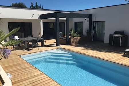 Villa d architecte contemporaine - Anglet