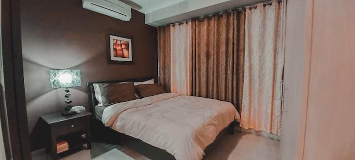 Cozy 1 Bedroom in BGC
