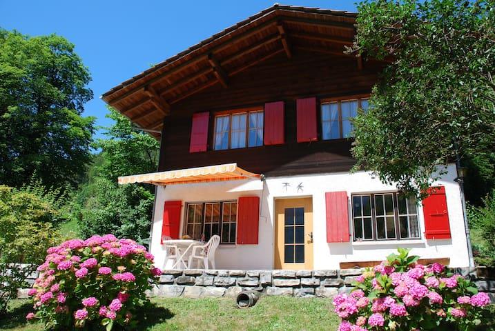 Chalet Béthanie près d'Interlaken - Ringgenberg - Dom