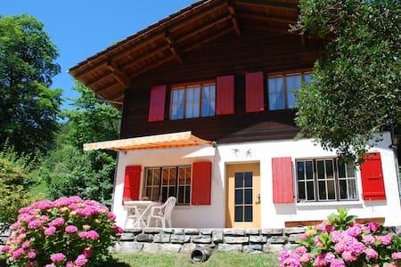 Chalet Béthanie près d'Interlaken - Ringgenberg