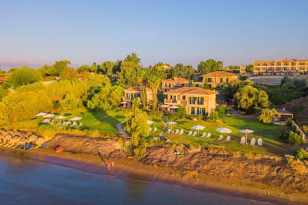 Kefalonia Kounopetra Beach Luxury Villa Angelina