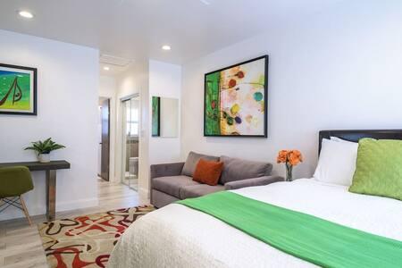 Studio/Room 2 in Las Olas - 劳德代尔堡 - 公寓