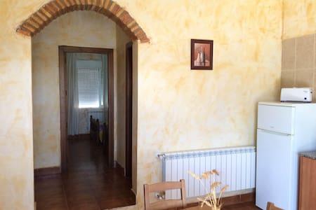 El Solins Casas y Cuevas tranquilidad e indepencia - Fortuna - บ้าน