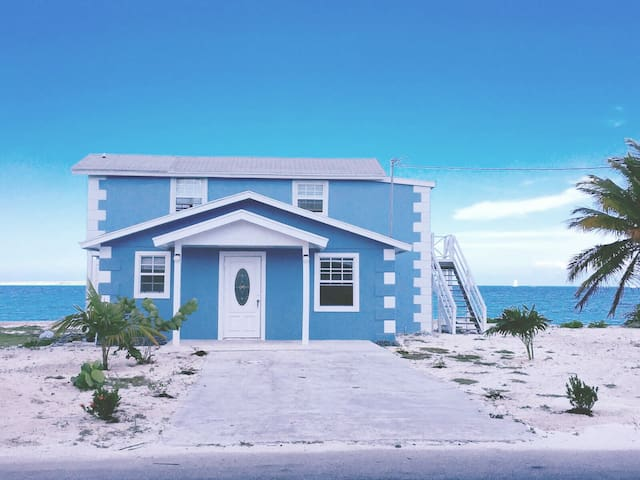 Exuma Blue Beachhouse