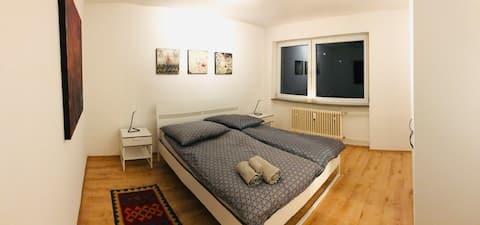 Wohnung mit Charme am Waldschlösschen