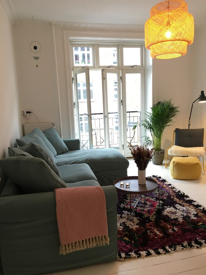 Charming appartment, in an unique area - enjoy!