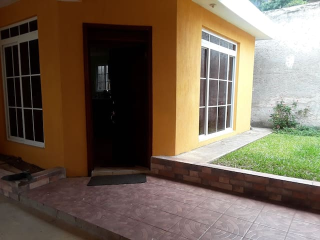 Nice House in a gated comunity with 2 Car garage
