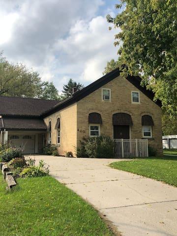 Historic Former Schoolhouse Residence