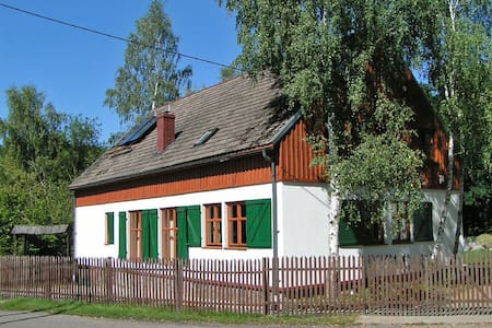 Holiday house Gryżyna for 10 persons